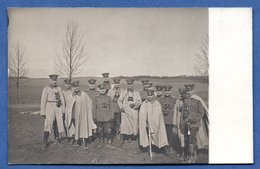 Ohrdruf  -  Carte Photo  -  Officiers Allemands - Mars 1912 - Germany