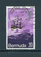 1971 Bermuda Ships Used/gebruikt/oblitere - Bermuda