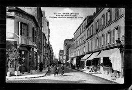 Paris - 15em - Rue De L'abbé Groult - Arrondissement: 15