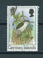 1982 Cayman Islands Definitive,birds,oiseaux Used/gebruikt/oblitere - Cayman Islands