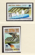 1995 - BOSNIA ERZEGOVINA - Mi.  Nr. 43/44 - NH - (UP121.23) - Bosnia Erzegovina