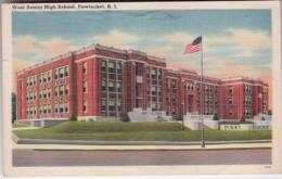 Rhode Island Pawtucket West Senior High School 1949 - Pawtucket