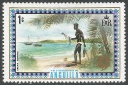 Anguilla. 1972 Definitives. 1c MH. SG 130 - Anguilla (1968-...)