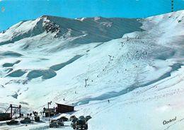 1 AK Andorra * Blick Auf Einen Skilift Bei Pas De La Casa - Ein Bergdorf Im Fürstentum Andorra * - Andorra