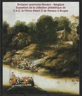 Y/T Nr 2833 Monaco - Belgique Jan Brueghel MNH !! - Monaco