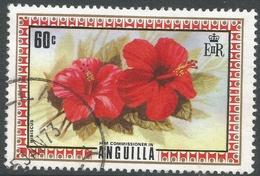 Anguilla. 1972 Definitives. 60c Used. SG 141 - Anguilla (1968-...)