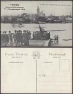 BELGIQUE CP DE TAMISE CONCOURS D HYDRO-AEROPLANES 1912 (DD) DC-2027 - België