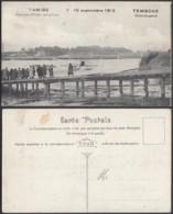 BELGIQUE CP DE TAMISE CONCOURS D HYDRO-AEROPLANES 1912 (DD) DC-2028 - België