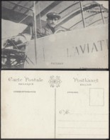 BELGIQUE CP DE TAMISE CONCOURS D HYDRO-AEROPLANES 1912 (DD) DC-2029 - Autres