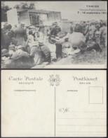 BELGIQUE CP DE TAMISE CONCOURS D HYDRO-AEROPLANES 1912 (DD) DC-2031 - België