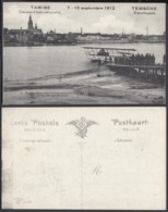 BELGIQUE CP DE TAMISE CONCOURS D HYDRO-AEROPLANES 1912 (DD) DC-2032 - België