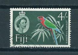 1959 Fiji Birds,oiseaux,vogel Used/gebruikt/oblitere - Fidschi-Inseln (...-1970)