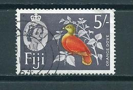 1962 Fiji Birds,oiseaux,vogel Used/gebruikt/oblitere - Fidschi-Inseln (...-1970)