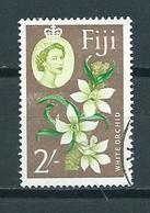 1962 Fiji Flowers,bloemen Used/gebruikt/oblitere - Fidschi-Inseln (...-1970)
