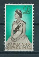 1963 Papua New Guinea Queen Elisabeth Used/gebruikt/oblitere - Papoea-Nieuw-Guinea
