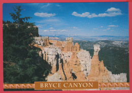 BRYCE CANYON NATIONAL PARK * AGUA POINT * * 2 SCANS - Bryce Canyon