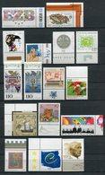 Bundesrepublik Deutschland / Lot Mit Versch. Ausgaben **/postfrisch (7001) - Briefmarken