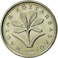 Monnaie, Hongrie, 2 Forint, 2005, Budapest, TTB, Copper-nickel, KM:693 - Hongrie