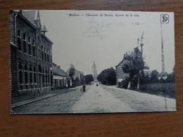 Roeselare - Roulers / Chaussée De Menin - Entrée De La Ville --> Onbeschreven - Roeselare