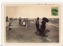 RIVIERA ROMAGNOLA CARTOLINA - RIPRODUZIONE DEL 1930 -POSTCARD REPRODUCTION 1930 - Non Classificati