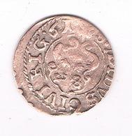 SCHILLING  1661  LIVONIA LETLAND /1023/ - Lettonie
