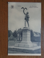 Roeselare - Roulers / Le Monument Albrecht Rodenbach --> Onbeschreven - Roeselare