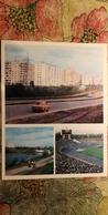 Ukraine. Odessa. Central Stadium -stade Aerial View. 1980s - Stades