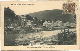 08 - NOUZONVILLE - Vue Sur La Meuse - France