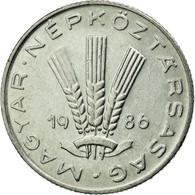 Monnaie, Hongrie, 20 Fillér, 1986, Budapest, TTB, Aluminium, KM:573 - Hongrie