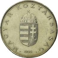 Monnaie, Hongrie, 10 Forint, 1995, Budapest, TTB, Copper-nickel, KM:695 - Hongrie