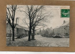 CPA - Environs De Les TERNES (15) - SERIERS - Aspect De La Place En 1911 - Autres Communes