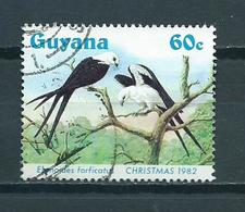 1984 Guyana Birds,oiseaux,vogels Used/gebruikt/oblitere - Guyana (1966-...)