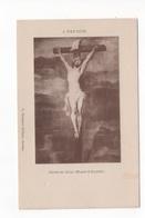 CHRIST EN CROIX  - MUSÉE D'ANVERS  - CPA N/B - ED. G. HERMANS - NON  VOYAGEE - Jésus