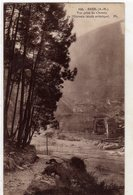 Breil Sur Roya Vue Prise Du Chemin De L'ourneia - Breil-sur-Roya