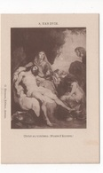 CHRIST AU TOMBEAU  - MUSÉE D'ANVERS  - CPA N/B - ED. G. HERMANS - NON  VOYAGEE - Jésus