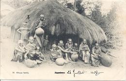 CPA MONBAZA - Uganda