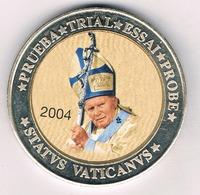 10 SPECIMEN 2004 VATICAANSTAD /1040/ - Vatican