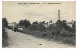 VENDEUVRE Sur BARSE 1916 SCIERIE Rue MAUGALEY Aube En Champagne Près Troyes Dienville Brienne Le Château Arcis Bar - France