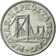 Monnaie, Hongrie, Elizabeth Bridge In Budapest, 50 Fillér, 1988, Budapest, TTB - Hongrie