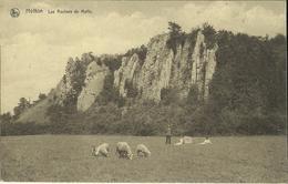 Hotton -- Les Rochers De Maffe.      (2 Scans) - Hotton