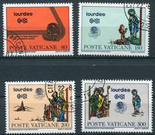 Vaticano - 1981/1983 - 4 Serie Complete - Vatican