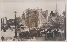 Beschießung LILLES - Fotokarte - Weltkrieg 1914-18
