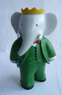 FIGURINE PLASTOY BABAR 1995  - DE BRUNHOFF - Figurines