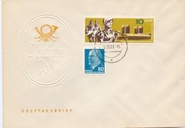 PIRNA  DEUTSCHE POST  COVER 1967   (GEN190298) - DDR