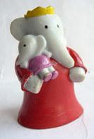 FIGURINE PLASTOY BABAR 1996 CELESTE  - DE BRUNHOFf - Figurines