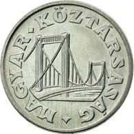 Monnaie, Hongrie, Elizabeth Bridge In Budapest, 50 Fillér, 1991, Budapest, TTB - Hongrie