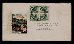 Agriculture Agricole Reform MEXICO 4x Benito Juarez PORTO AMBOIM Angola 1961 Lobito Sp1819 - Agriculture