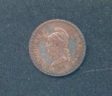 FRANCE - 1 Centime 1848 A - A. 1 Centime