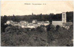 91 ETIOLLES - Vue Panoramique - Frankrijk