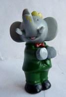 FIGURINE Certainement DELACOSTE BABAR  - DE BRUNHOFF PINCE CRAVATTE - Figurines